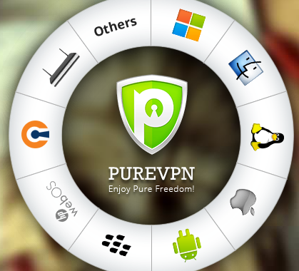 PureVPN review on BestVPNz.com