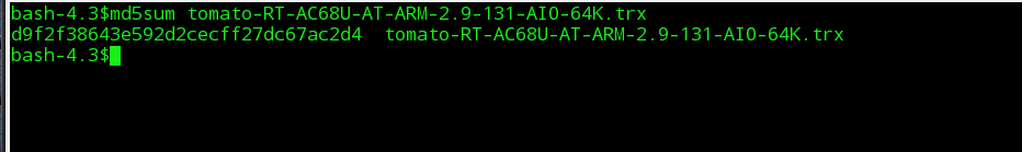 How to Flash AdvancedTomato Firmware on an Asus RT-AC68U